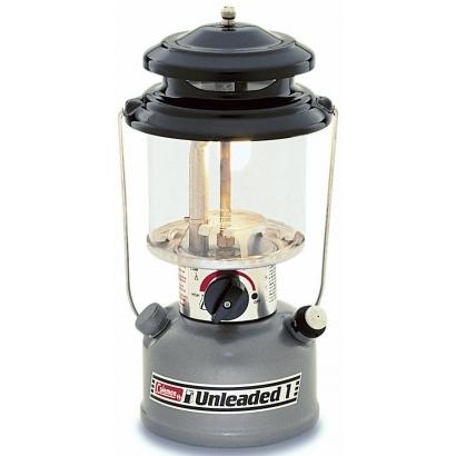 Coleman CL1 ólmozatlan benzinnel működő lámpás
