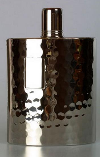 Relags Hammerschlag Flachmann rozsdamentes acél flaska