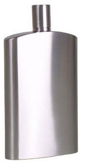 Relags Flachmann Brush 125ml-es rozsdamentes acél flaska