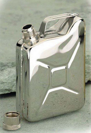 Relags Flachmann Kanister rozsdamentes acél flaska