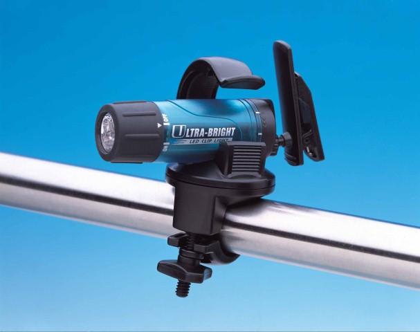 Relags LED Clip lámpatartó kerékpár szerelvény