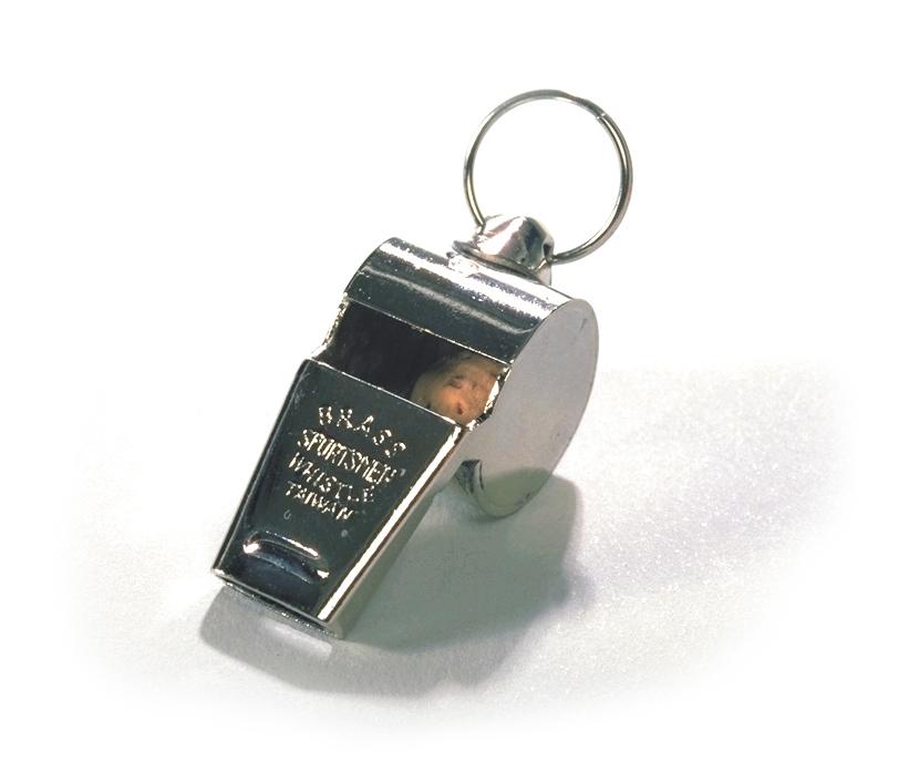 Relags Whistle krómozott síp, Méret:30g