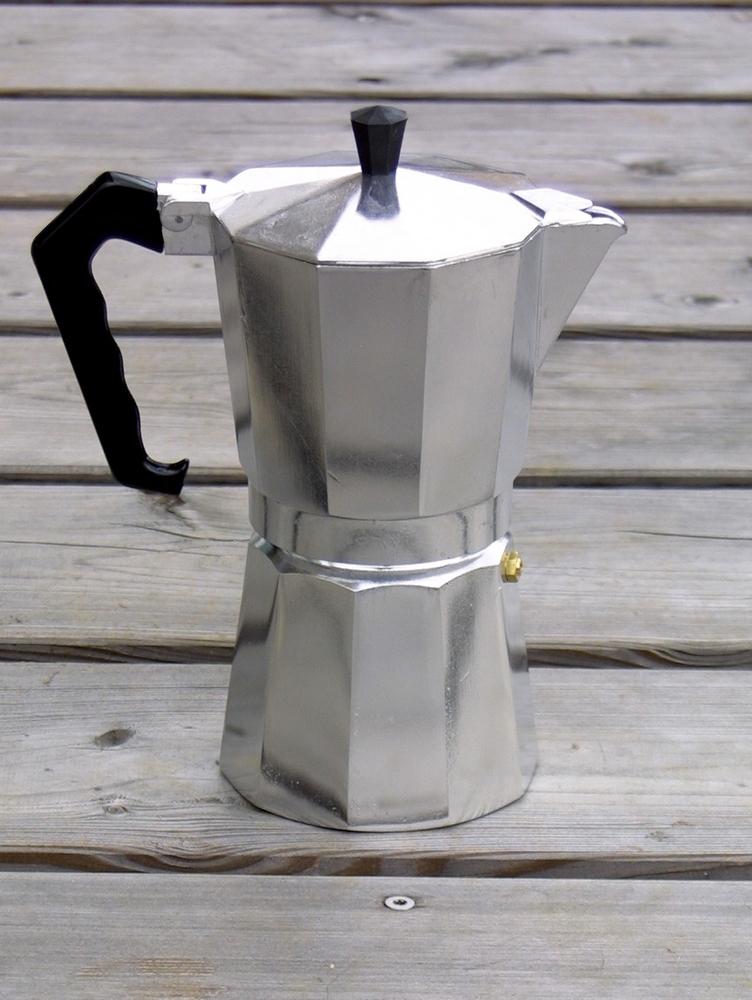 Relags Bellanapoli espresso hatszemélyes kávéfőző