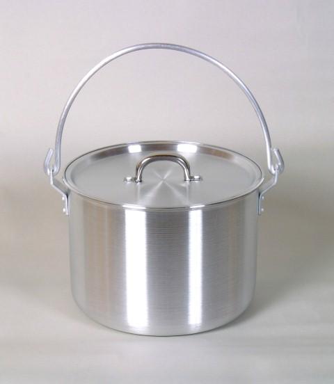 Relags Biwak Tribal Pot 12,5 literes alumínium főzőedény