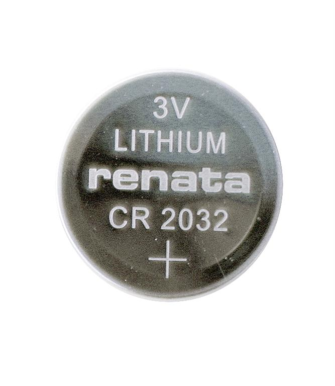 Relags CR 2032 gombelem