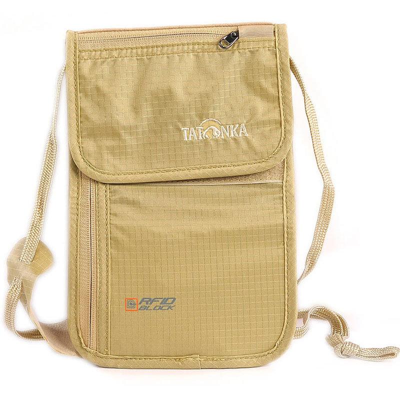 Tatonka Skin Neck Pouch RFID irattartó és pénztárca