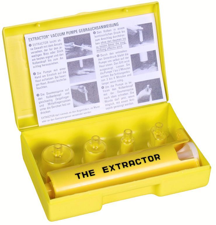 Relags Extractor vákuumos méregkiszívó készülék