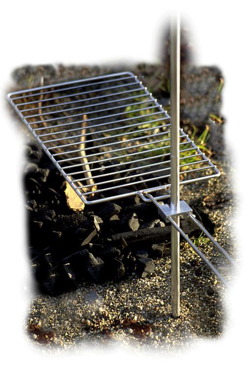 Grill Brandi állítható grillrács
