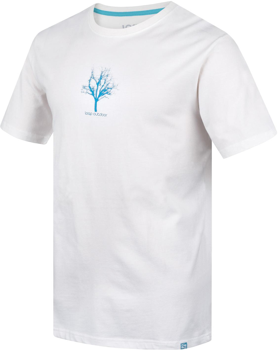 Loap Bishop férfi rövid ujjú póló, Méret:XL
