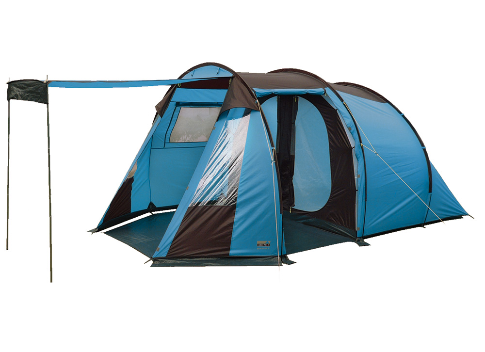 High Peak Ancona 5 ötszemélyes álló sátor