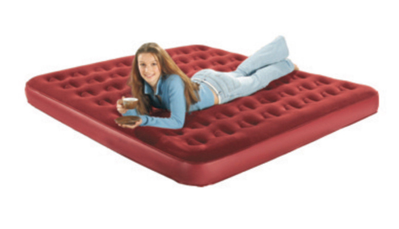 High Peak Studioline King felfújható matrac
