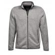 Tee Jays Knitted Fleece Aspen férfi dzseki