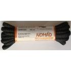 Nomad 120 cm-es szürke cipőfűző