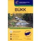 Cartographia Bükk turistatérképe