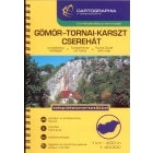 Cartographia Gömör-Tornai-karszt és a Cserehát turistakalauz