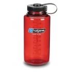 Nalgene Everyday nagynyílású 1l-es italtartó palack (Piros)
