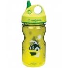 Nalgene Everyday Grip-n-Gulp gyerek italtartó palack (yellow trail)