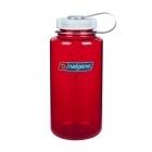 Nalgene Everyday nagynyílású 1l-es italtartó palack (outdoor red)