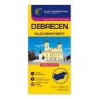 Cartographia Debrecen várostérkép