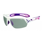 Cébé S Track napszemüveg - M - matt white Variochrome