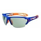 Cébé S Track napszemüveg - L - matt blue Variochrome