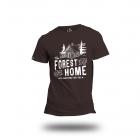 Bap Forest Home férfi rövid újjú póló