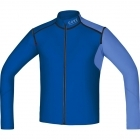 Gore Fusion WS Soft Shell Zip-Off Shirt Windstopperes futófelső