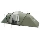 Coleman Ridgeline 6 plus hat személyes családi sátor