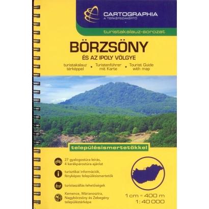 Cartographia Börzsöny turistakalauz