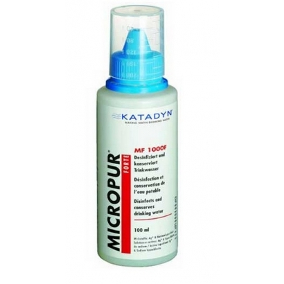 Katadyn Micropur Forte MF 1000F vízfertőtlenítő folyadék