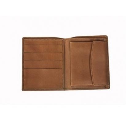 Leathersafe Purse bőr pénztárca