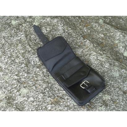 Basic Nature Belt Safe bőr övtáska