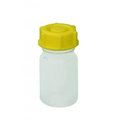Basic Nature Bottle 50ml-es PE műanyag széles nyílású palack