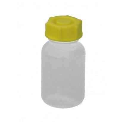 Basic Nature Bottle 250ml-es PE műanyag széles nyílású palack