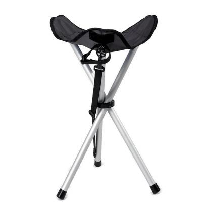 Basic Nature alumínium utazószék-háromlábú szék