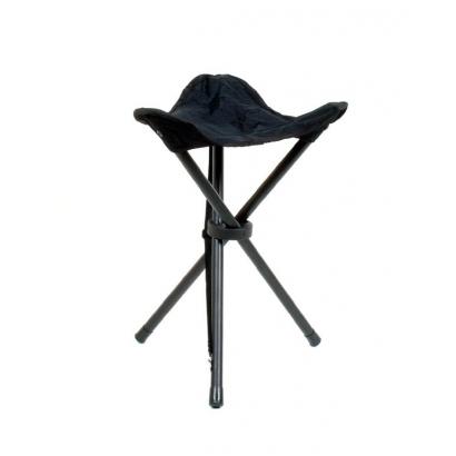 Basic Nature acél utazószék-háromlábú szék