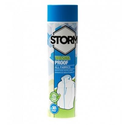 Storm Wash & Proof 300 ml ruha ápoló és szövetimpregnáló