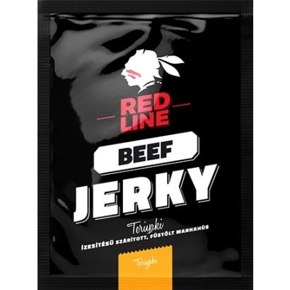 Red Line Beef Jerky teriyaki szárított, füstölt marhahús