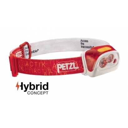 Petzl Actik Core akkumulátoros fejlámpa