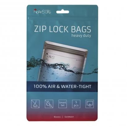 Noaks Bag vízálló biztonsági tasak készlet, 5 db