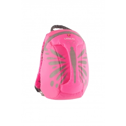 LittleLife Daypack Hi Vis 3 L gyerek hátizsák