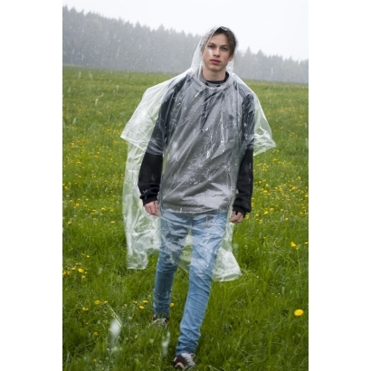 Basic Nature Notfall Poncho esőkabát