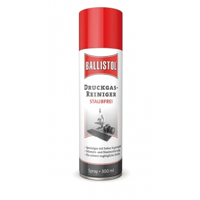 Ballistol Staubfrei tisztító spray 300 ml