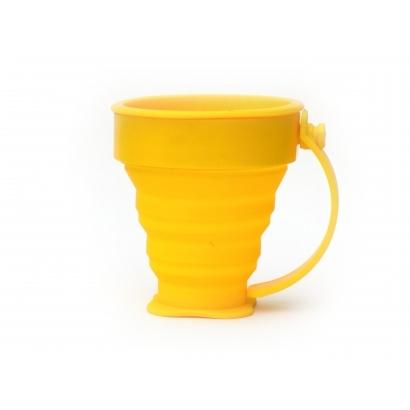 Rockland Collapsible 200 ml-es összecsukható szilikon pohár