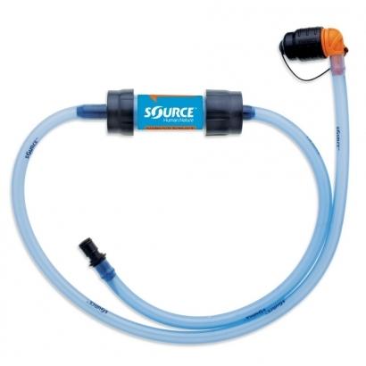 Source Tube kit +Sawyer filter ivótartályhoz csatlakoztatható szelepes szívócső vízszűrővel