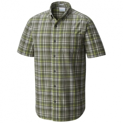 Columbia Rapid Rivers II Short Sleeve Shirt férfi rövig ujjú ing