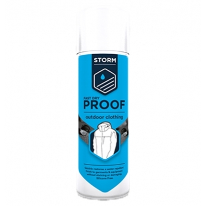 Storm Proofer Fast Dry (Spray on) 300 ml ruha és anyagimpregnáló szer