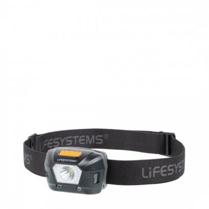 Lifesystems Intensity 230 LED akkumulátoros fejlámpa
