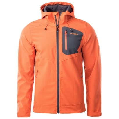 Elbrus Rade férfi softshell kabát