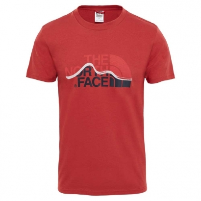 The North Face Mount Line Tee férfi póló
